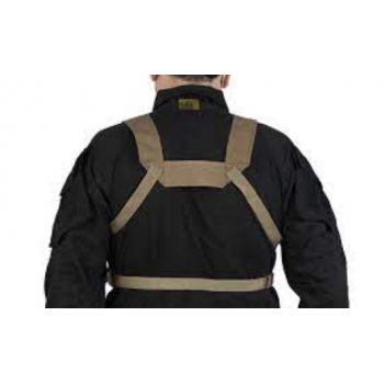 CHALECO CHEST RIG TASK TAN