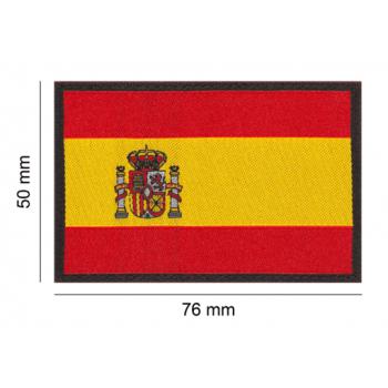 PARCHE CLAWGEAR BANDERA ESPAÑA