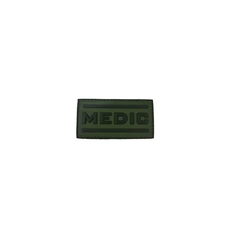 PARCHE PVC 3D MEDIC