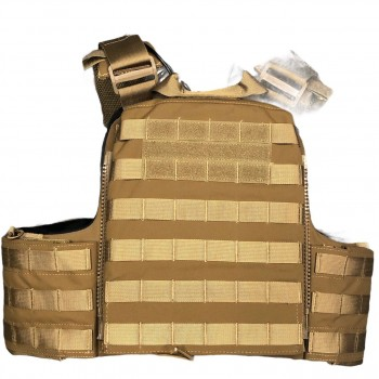 CHALECO PLATE CARRIER APC CONQUER COYOTE