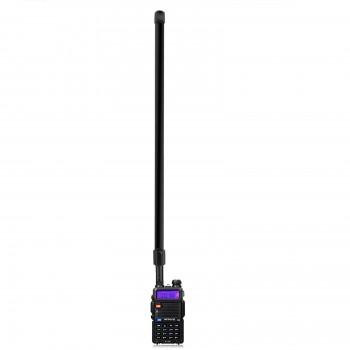 ANTENA VHF&UHF 20W 2dBi ENROLLABLE