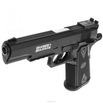 PISTOLA P1911 4.5MM SWISS ARMS NEGRO