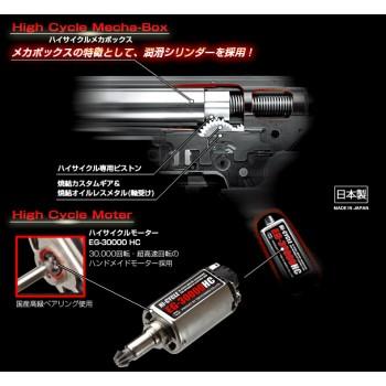 MOTOR HI-CICLE EG-30000HC MARUI PLATA