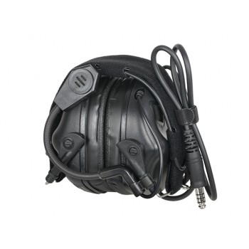 AURICULARES HEADSET M32 MOD3 EARMOR NEGRO