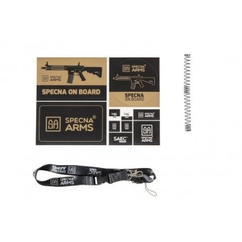 FUSIL MK18 SA-A03-M EDGE 2.0 (TITAN™) CHAOS BRONZE