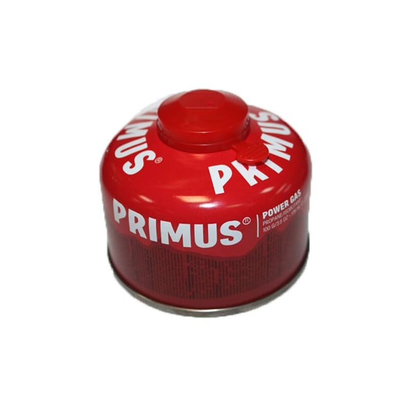 BOTELLA GAS PRIMUS 450ML ROJO