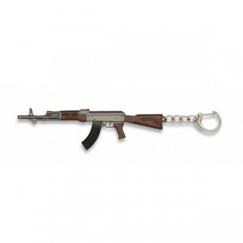 LLAVERO AK47 ALBAINOX NEGRO/MARRON