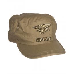 GORRA BLACK SEAL MIL-TEC COYOTE