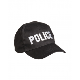 "GORRA DE BEISBÓL ""POLICE"" MIL-TEC"