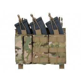 PANEL BUCKLE UP FUSIL Y PISTOLA 5X2 8FIELDS MULTICAM