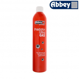 GAS ABBEY PREDATOR ROJO 700ML