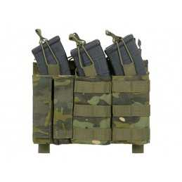 PANEL BUCKLE UP  FUSIL Y PISTOLA 5X2 8FIELDS MULTICAM TROPIC