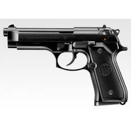 PISTOLA M92F MILITARY GAS BLOWBACK TOKIO MARUI NEGRO