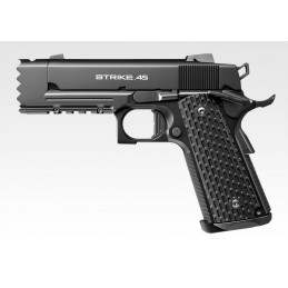 PISTOLA STRIKE WARRIOR GAS BLOWBACK TOKIO MARUI NEGRO