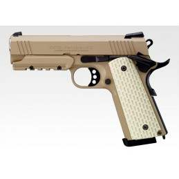 PISTOLA DESERT WARRIOR 4.3 BLOWBACK TOKIO MARUI TAN