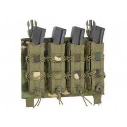PANEL BUCKLE UP PORTA CARGADOR MP5/MP7/MP9 8FIELDS MULTICAM TROPIC