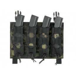 PANEL BUCKLE UP PORTA CARGADOR MP5/MP7/MP9 8FIELDS MULTICAM BLACK