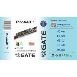 MOSFET PICO AAB GATE NEGRO