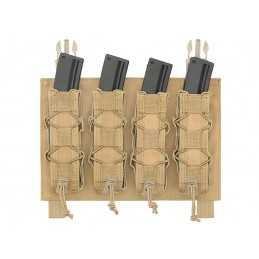 PANEL BUCKLE UP PORTA CARGADOR MP5/MP7/MP9 8FIELDS TAN