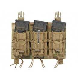 PANEL BUCKLE UP RIFLE/PISTOLA 3X3 8FIELDS MULTICAM