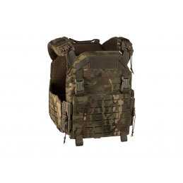 CHALECO PLATE CARRIER REAPER QRB INVADER GEAR MULTICAM TROPIC