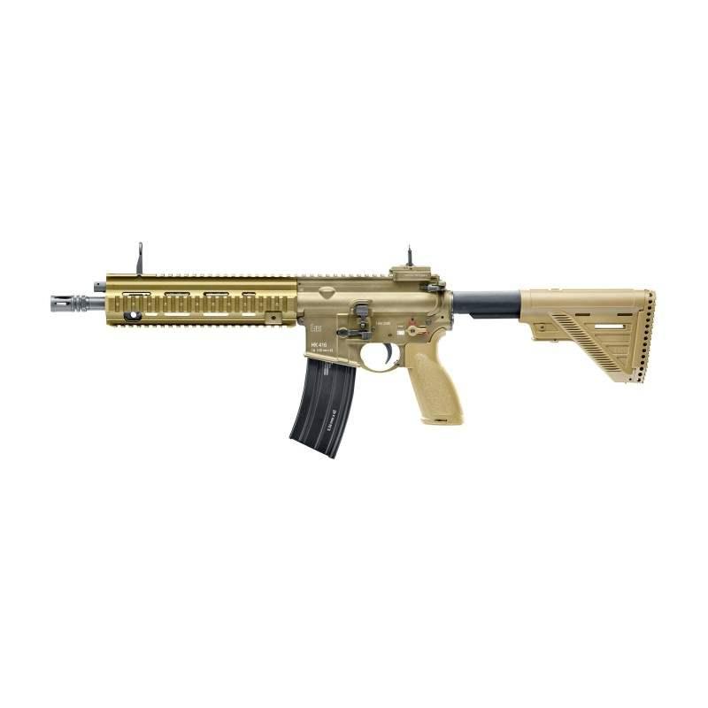 FUSIL HK416 A5 MOSFET UMAREX RAL8000