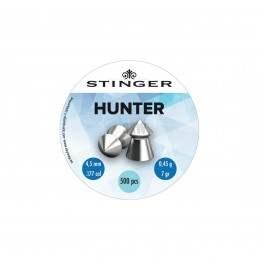 BALIN HUNTER 4.5 MM 500UND STINGER PLATA