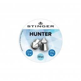 BALIN HUNTER 5.5 MM 250UND STINGER PLATA