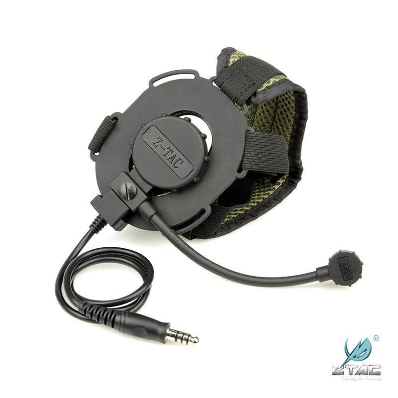 HEADSET BOWMAN EVO III Z-TAC NEGRO