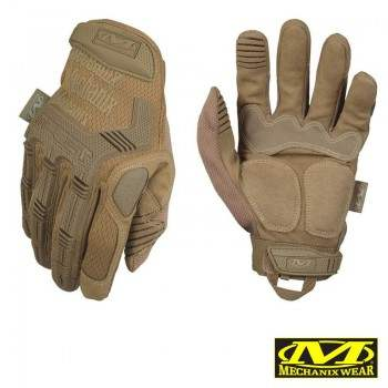 GUANTE TACTICO M-PACT MECHANIX TAN