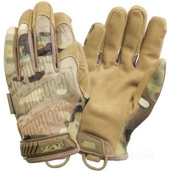 GUANTE TACTICO ORIGINAL MECHANIX MULTICAM
