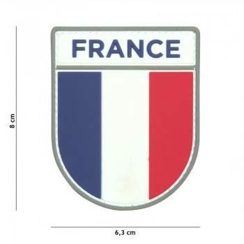 PARCHE PVC FRENCH ARMY ORIGINAL