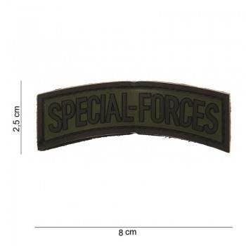 PARCHE PVC TIRA SPECIAL-FORCE VERDE