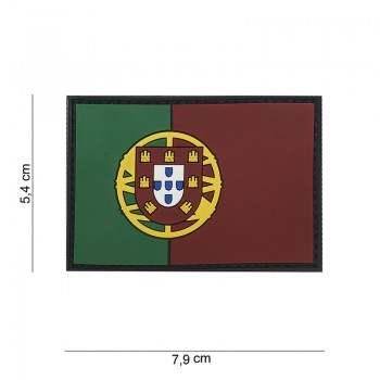 PARCHE PVC BANDERA PORTUGAL ORIGINAL
