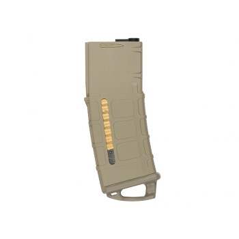 CARGADOR 5.56 M4/AR-15 MUNICION SIMULADA + KIT KUBLAI TAN