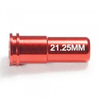 NOZZLE DOBLE O-RING 21.25 MM MAXX MODEL ROJO