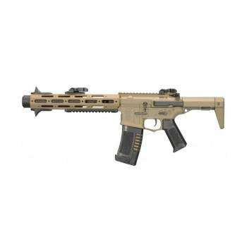 FUSIL HONEY BADGER AMOEBA TAN