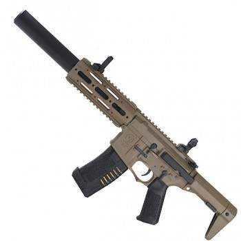 FUSIL HONEY BADGER MIDDLE AMOEBA TAN