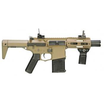 FUSIL HONEY BADGER CQB AMOEBA TAN