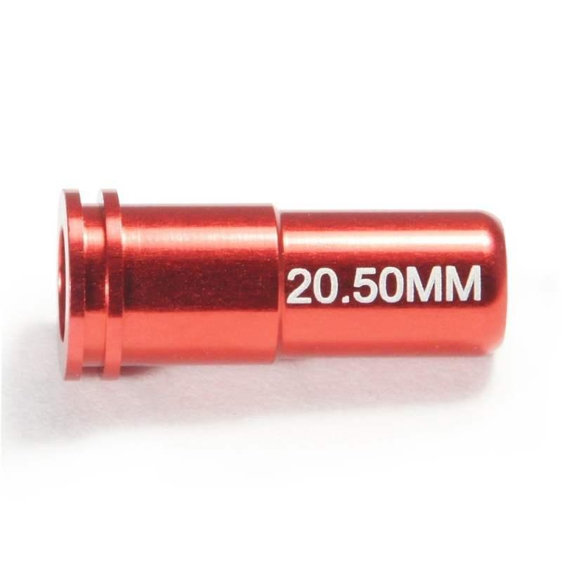 NOZZLE DOBLE O-RING 20.50 MM MAXX MODEL ROJO