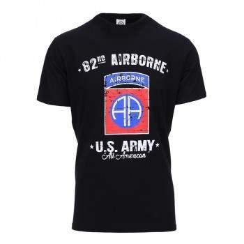CAMISETA U.S ARMY 82ND AIRBORNE