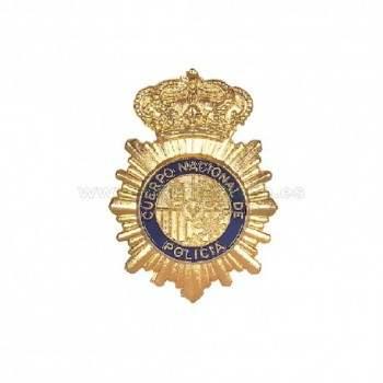 PIN POLICIA NAC. AZUL/ROJO
