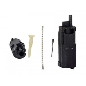 KIT PISTON CALIBRADO 1911 CO2 (1 J) CYBERGUN NEGRO