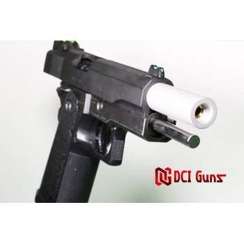 DCI GUNS 11mm CW METAL OUTER BARREL (HIGH CAPA 4.3) NEGRO