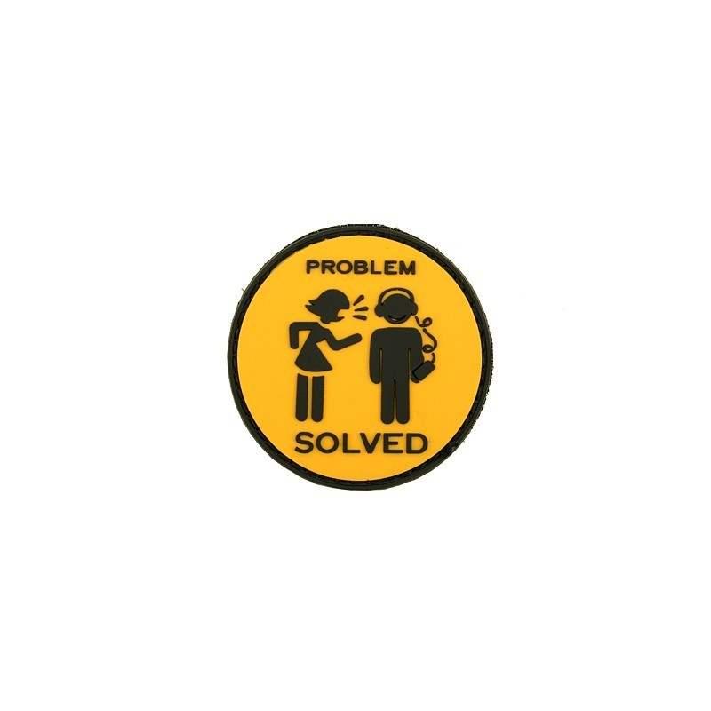 PARCHE PVC PROBLEM SOLVED AMARILLO