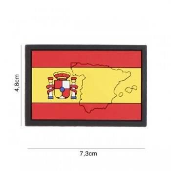 PARCHE PVC ESPAÑA CONSTITUCION CONTORNO
